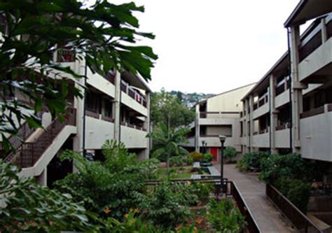 Hawaii Appartments by Hale Noelani Student Housing Services