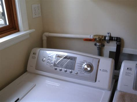 Greywater Wilson Environmental Contracting 3 Way Laundry
