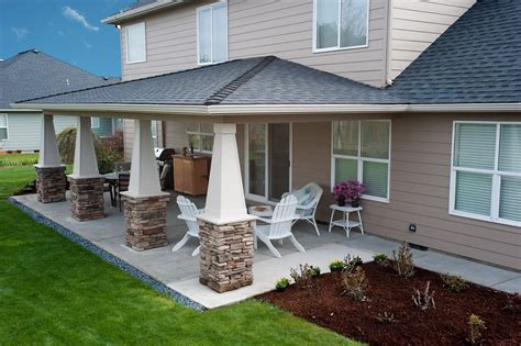 inexpensive covered patio ideas patio ideas and patio