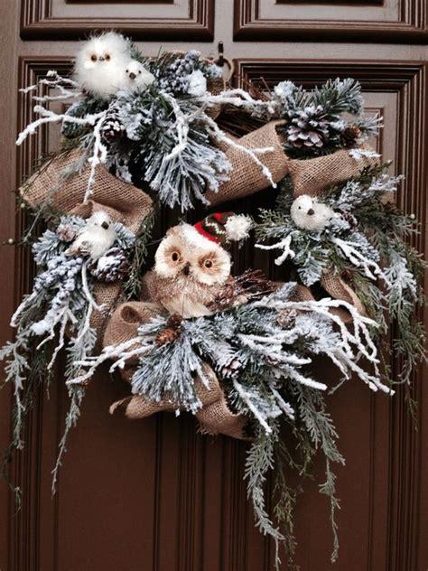 doves nest christmas ribbon 25 burlap decoration ideas collagecab