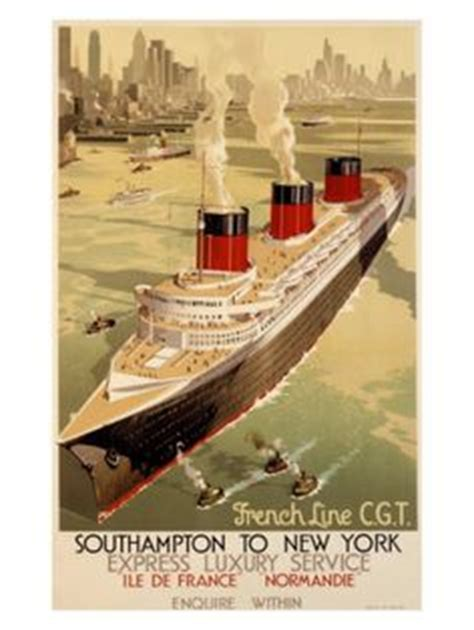 Kaos Tourism New York 1 Oceanseven 1000 images about the great liners of the 20th century on class