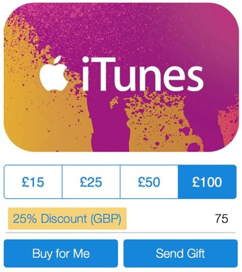 Half Price Itunes Gift Cards - image gallery itunes card offers