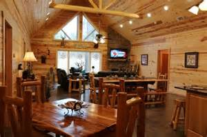 Cabin Open Floor Plans broken bow cabin lodging cabin rental