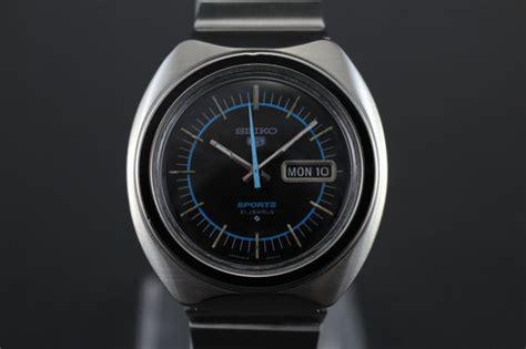 Vintage Seiko Cal 6119 seiko 5 sports vintage wristwatch cal 6119 heren