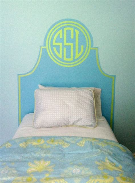 Painted Headboards On The Wall by Headboards Painted Headboards And Paint Headboard On