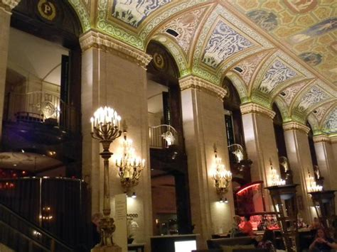 palmer house a hilton hotel lobby picture of palmer house a hilton hotel chicago tripadvisor