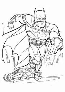 batman coloring pages 4 coloring kids