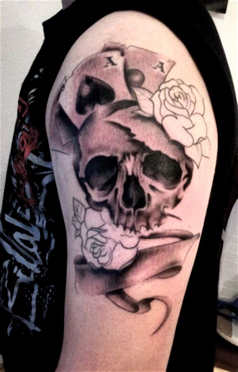 skull joker tattoo vorlagen tat frank gamble skull tattoos von tattoo bewertung de