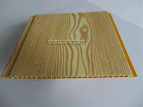 Ceiling Laminate Panels by Laminated Wood Color Pvc Ceiling Panel Id 6206761 Product