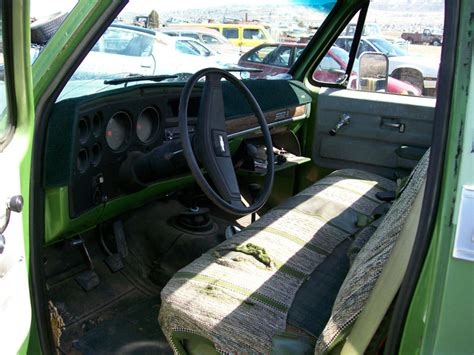1975 Chevy Truck Interior by 1975 Chevrolet C 10 1 2 Ton Custom Deluxe 4x4 Truck