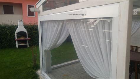 tettoia moderna una moderna quot tettoia quot da giardino ermetica con tende in