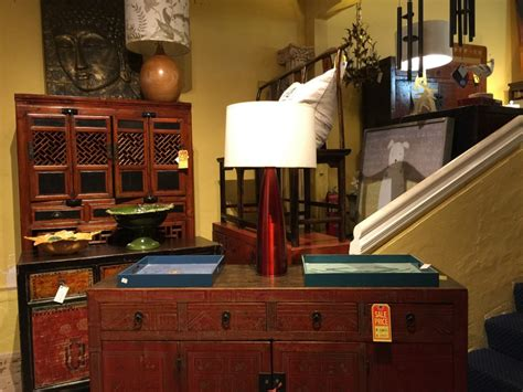 Eurasian Interiors by Eurasian Interiors Offers Mix Of Antique Furnishings