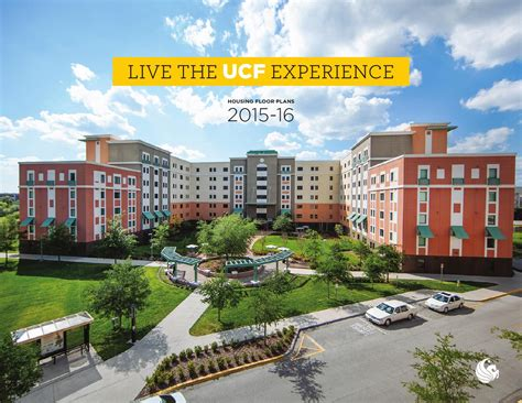 ucf housing ucf housing floorplans 2015 16 by university of central florida
