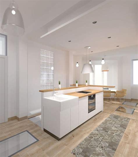 騅iers de cuisine en r駸ine id 233 e relooking cuisine architecte carreaux de ciment