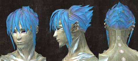 gw2 new sylvari hairstyles gw2 new hairstyles in wintersday patch dulfy