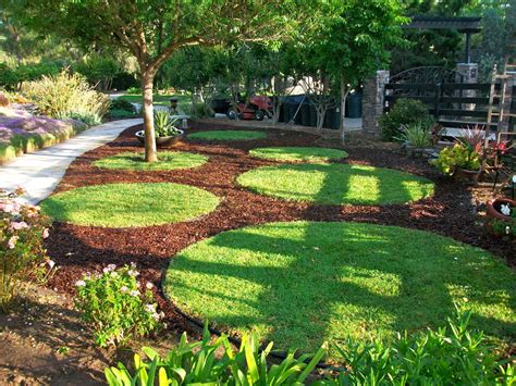 Lawn And Garden Decorating Ideas Stupefying Cheap Lawn Care Decorating Ideas Gallery In Landscape Contemporary Design Ideas