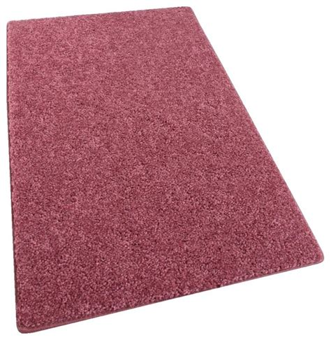 Dusty Pink Rug by Shaw Om Ii Dusty Pink Carpet Area Rugs 30oz Cut Pile
