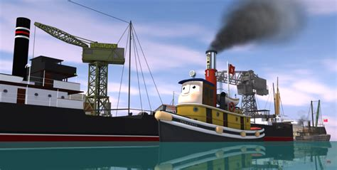 tugboat size the tugboat for its size by mh1994 on deviantart
