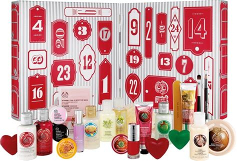 Shop Advent Calendar Shop Advent Calendar Contents Images