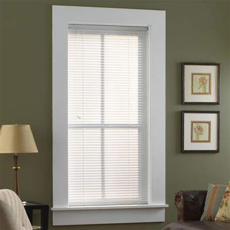 window treatments for bathrooms bali 1 quot vinyl mini blinds - Vinyl Window Coverings