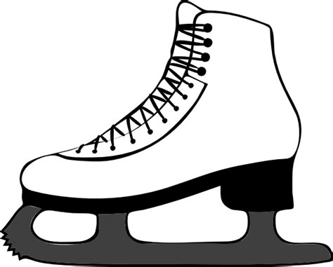 Figure Skate Clipart skating clip at clker vector clip