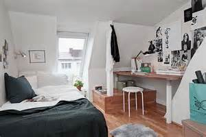 Teenage Room Scandinavian Style converting your attic into an amazing bedroom for teenagers