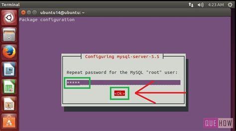 how to install mysql ubuntu how to install mysql in ubuntu 10 steps with images