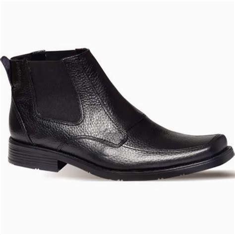 Sepatu Country Boots Casual Hitam jual grosir lock n lock product sepatu kerja kulit