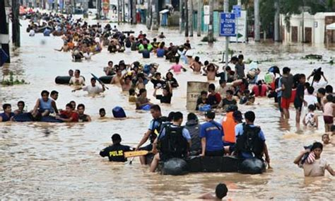 asian cities more vulnerable to natural disasters | global
