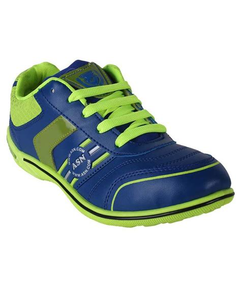 blue and green shoes buy bersache blue and green running sports shoes for