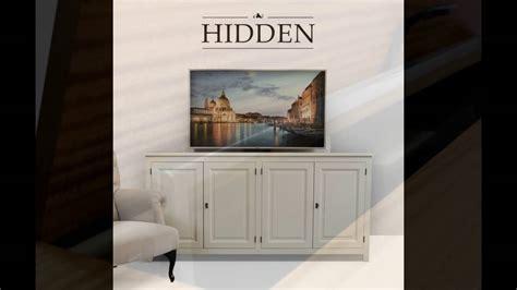 hidden tv in bedroom youtube hidden tv lift youtube