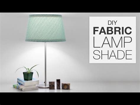 Diy Recover Drum L Shade by How To Cover A Lshade With Fabric Diy Tutorial