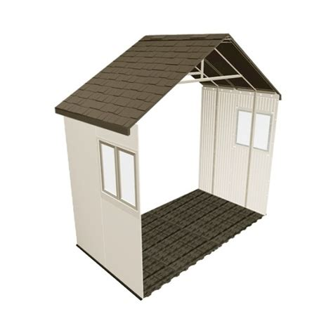 Lifetime Shed Extension by Lifetime 6426 30 Inch Shed Extension On Sale With Fast