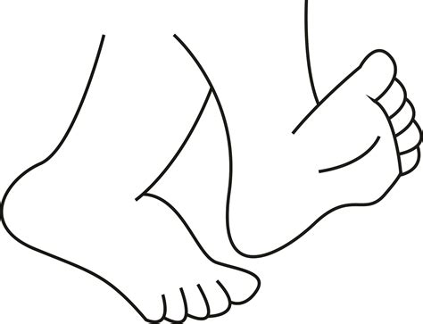foot clip foot clipart 6526 free clipart images clipartwork