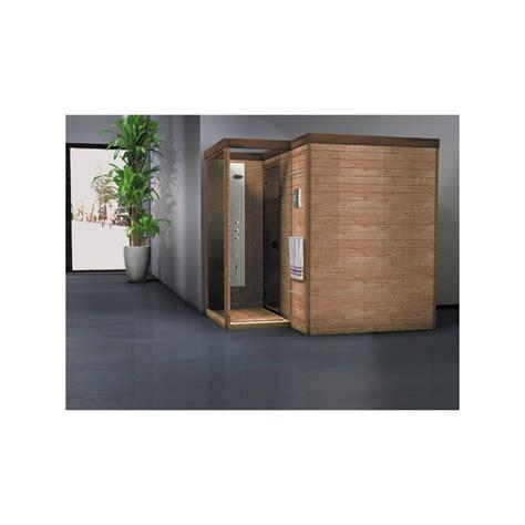doccia finlandese doccia sauna finlandese combinata in legno in offerta