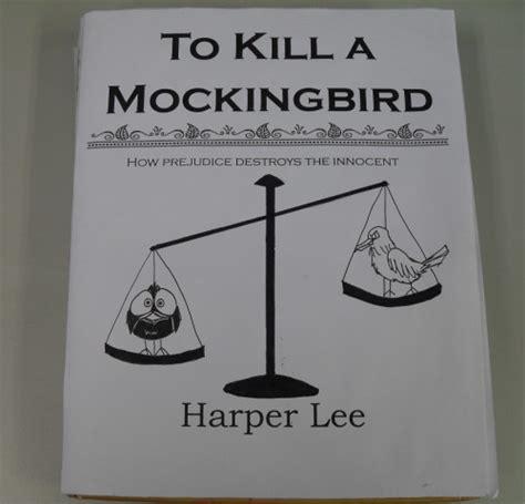 to kill a mockingbird general themes to kill a mockingbird book cover ideas