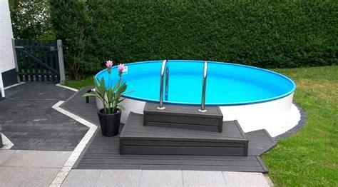 bd becken ein kleiner pool im garten die perfekte m 246 glichkeit