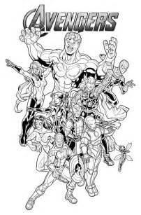 marvel coloring pages coloring pages coloring pages and book