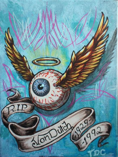 eyeball tattoo killer 1000 images about von dutch on pinterest flats eyes