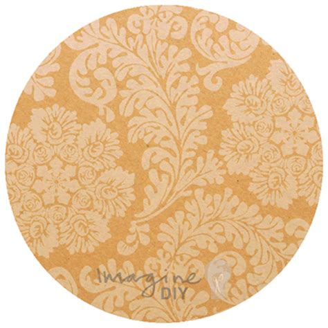 gold patterned kraft paper josephine paper in kraft imagine diy patterned kraft paper