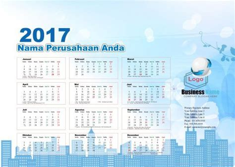 desain kalender 2016 lengkap kalender 2017 editable pdf corel hd lengkap calendar
