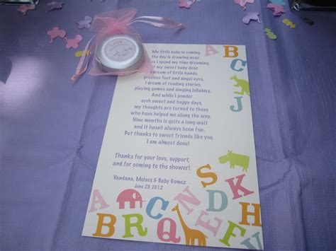 baby poems for baby showers baby shower poem ideas
