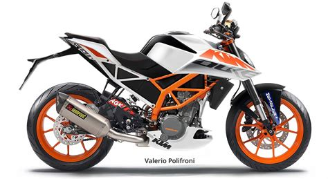 Ktm Duke 390 New 2017 Ktm 390 Duke Rendered By Valerio Polifroni