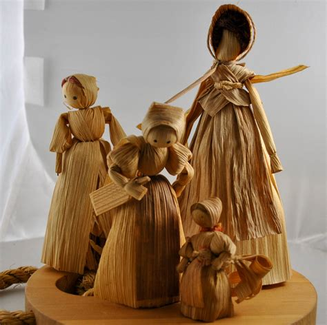 corn husk dolls corn husk dolls instant collection of four by