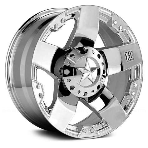 chrome xd wheels xd series 174 xd775 rockstar wheels chrome rims