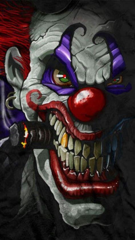 pallasos creepy carnival   tatuaje de payaso