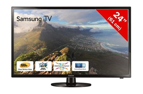 Tv Led Samsung 24 Inch Mei tv led 24 samsung ue24h4003awxxc