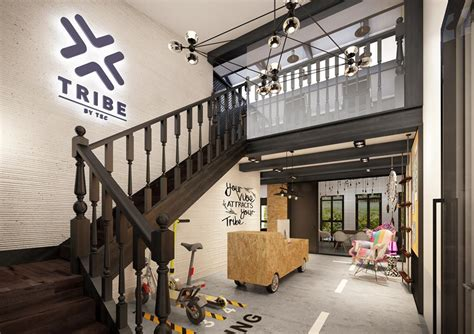 desking promotion at tribe by tec coworking singapore