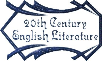 themes in british literature in the 20th century english literature essays of the 20th century