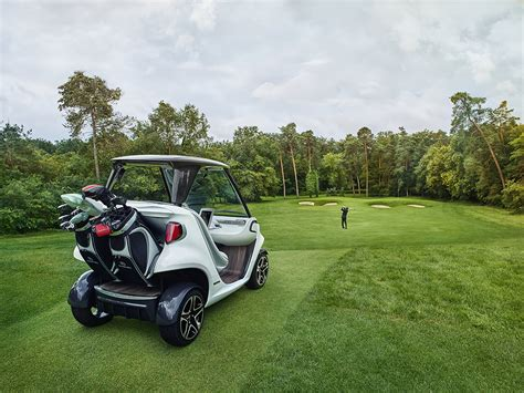 Auto Golf Cart by Mercedes Designer Entwickeln Golf Cart